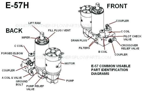 Meyer E58h Wiring Diagram
