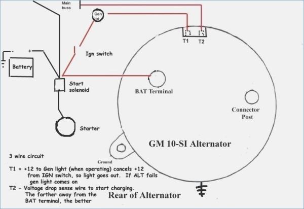 delco 10si alternator wiring diagram nerve pain a remy great installation of schema diagrams rh 44 interviewfever com 24 volt
