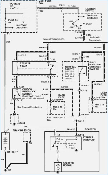 Acura Integra Wiring Diagram