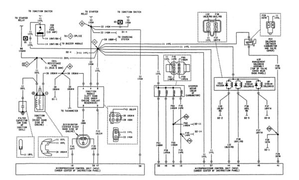2003 Jeep Wrangler Wiring Diagram