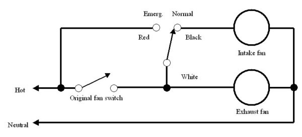 Shunt Wiring Diagram