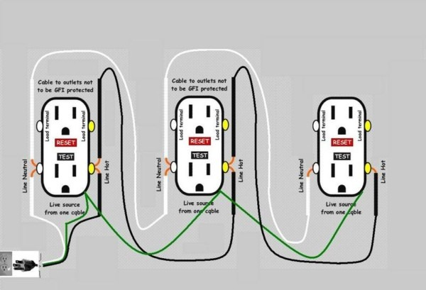 How To Wire An Outlet To Another Outlet