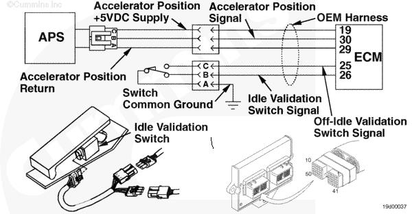 Accelerator Pedal Position Sensor Wiring Diagram