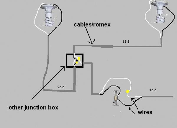 How To Wire In A New Light Switch