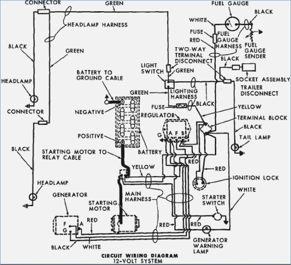 [DIAGRAM] 55 Ford 600 Wiring Diagram FULL Version HD