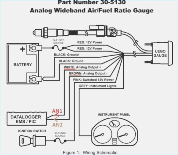 Aem Air Fuel Ratio Gauge Wiring Diagram