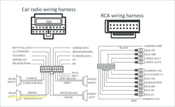 Wiring Diagram Kenwood Car Stereo