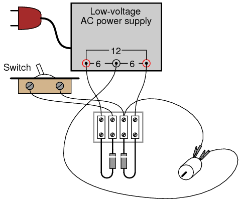 Electrical Switch Connection