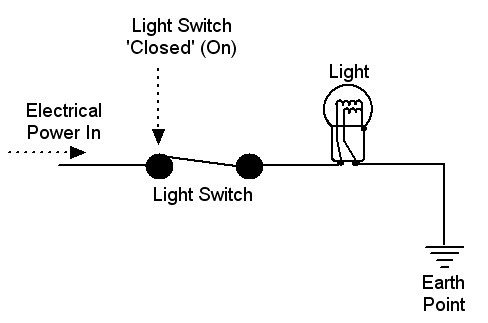 Light Switch Schematic