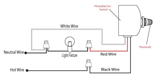 Photoelectric Switch Wiring Diagram