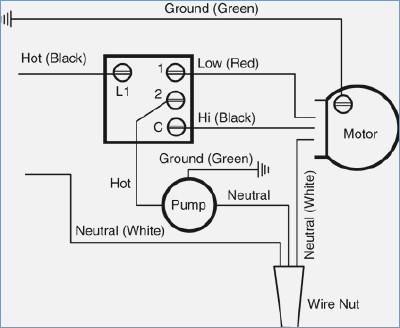 Cooler Wiring Diagram