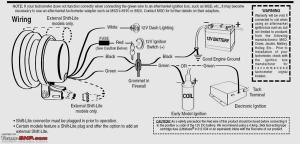 Tpi Tech Gauges Wiring Diagram