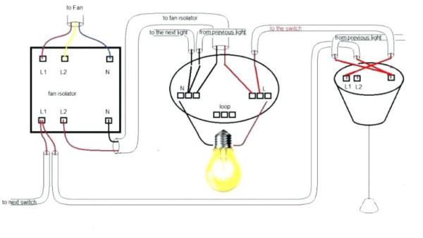 Pull Light Switch Wiring