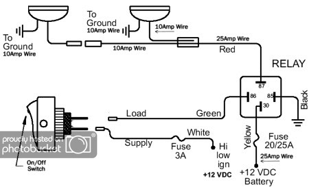 How To Wire Up A Relay