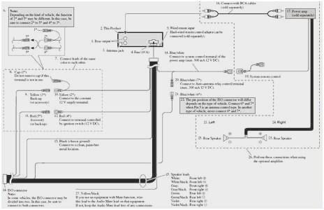 Pioneer Deh-245 Wiring Diagram