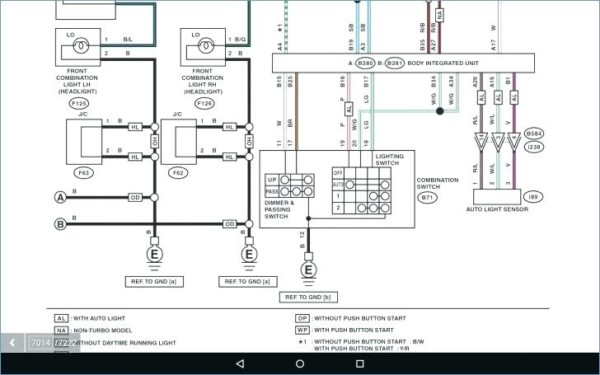 El Falcon Wiring Diagram