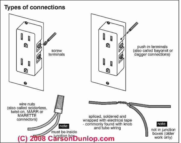 How To Connect An Outlet