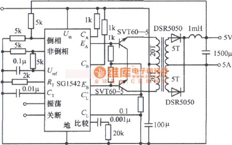 Satellite Tv Receiver Circuit Diagram