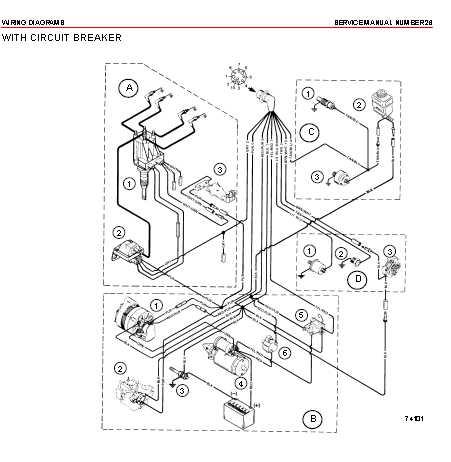 Mercruiser 5.7 Alternator Wiring Diagram