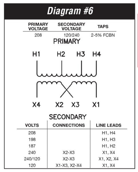 Diagram Database Just The Best, Acme Electric Buck Boost Transformer Wiring Diagram