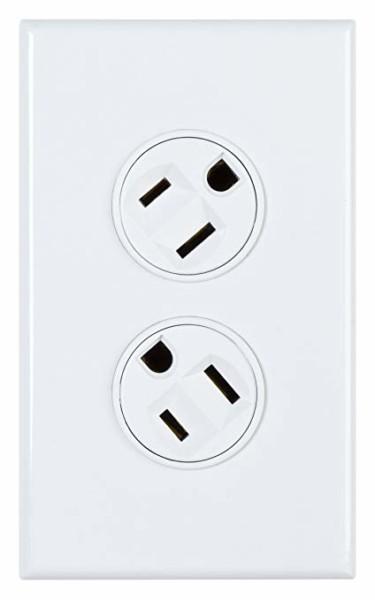 Electrical Duplex Receptacle