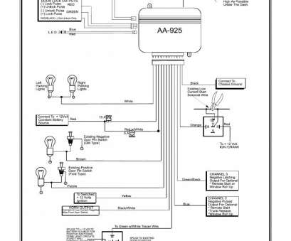 Audiovox Car Alarm Wiring Diagram