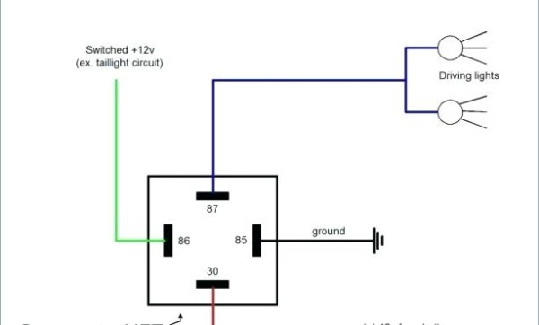 Domestic Lighting Wiring Diagram