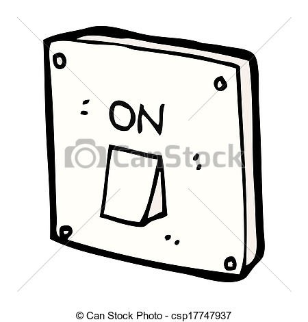 Light Switch Drawing