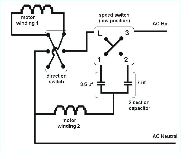 Ceiling Fan Repair Wiring Diagram