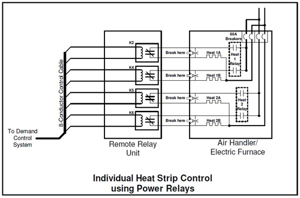 How To Wire Up A Heat Pump