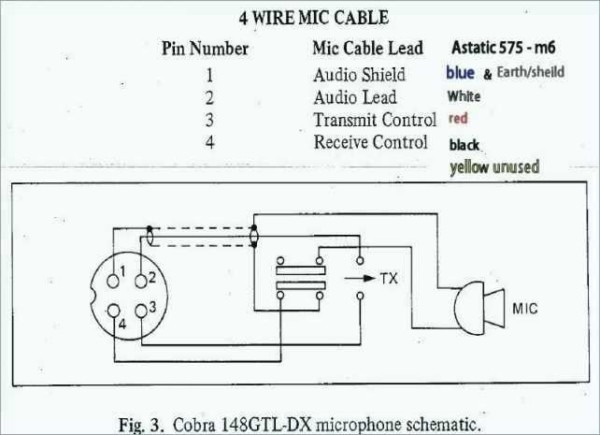 cb mic coaxial wiring diagram  schematic wiring diagram