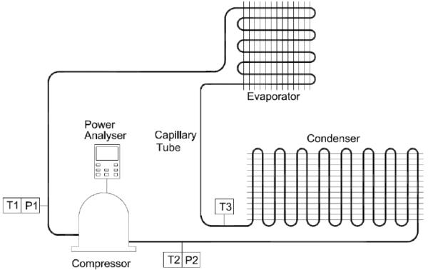 Wiring Diagram Of Refrigeration System