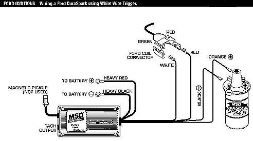 Duraspark Wiring Diagram
