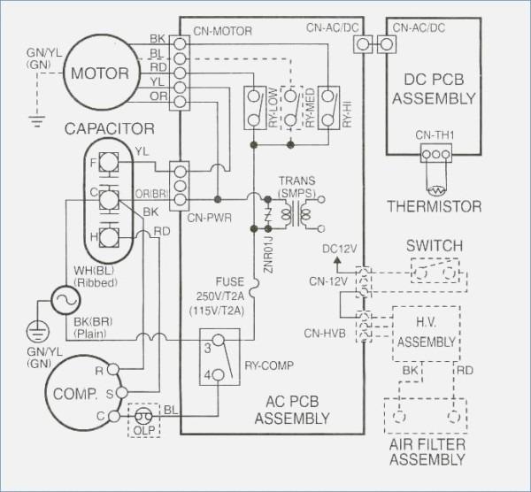 Trane Furnace Wiring Diagram