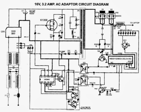 Pc Wiring Diagram