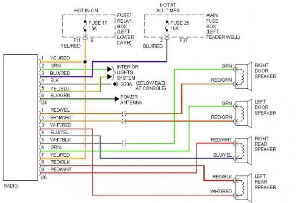 subaru speaker wiring diagram | wiring diagrams output wet  wiring diagram library