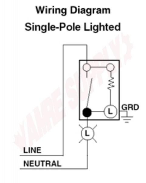 Leviton 5611 Wiring Diagram