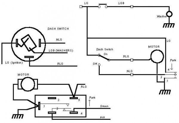 1973 Mg Midget Wiring Diagram