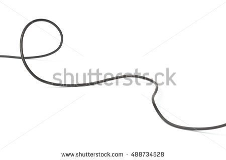 Black And White Cable