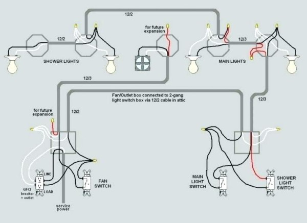 How To Wire A Light Switch To A Plug