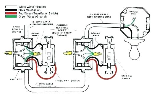 Wiring Two Switches In One Box