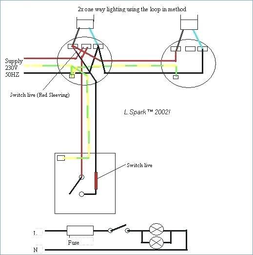4 Lights One Switch