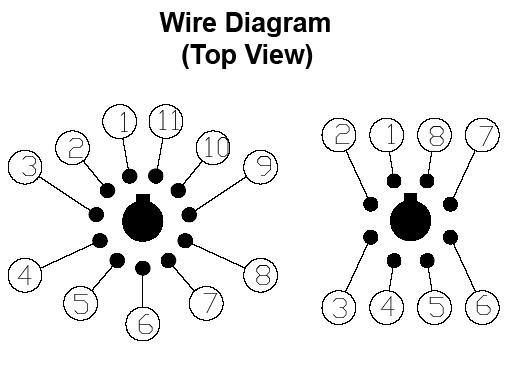 8 Pin Octal Relay Wiring