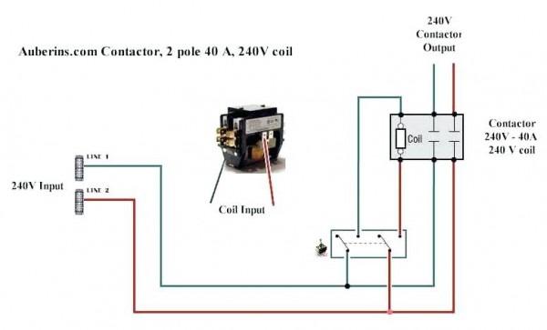 3 pole lighting contactor wiring diagram vauxhall engine