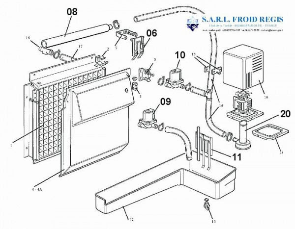 Scotsman Ice Machine Wiring Diagram