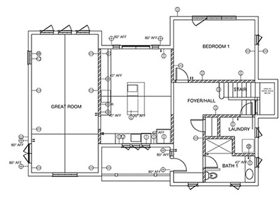 How To Rewire A House Diagram