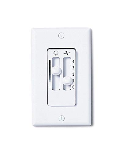 Fan And Light Control Switch