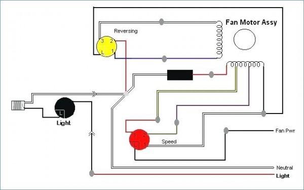 Ac Ceiling Fan Wiring