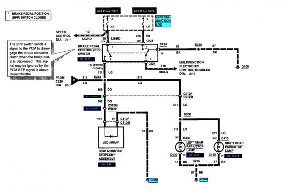 2001 Ford Explorer Wiring Diagram
