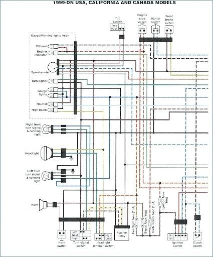 Yamaha Road Star 1700 Wiring Diagram